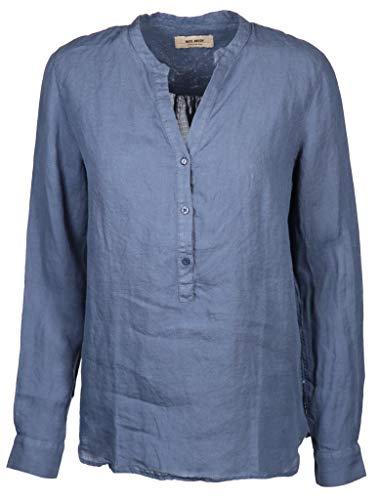Mos Mosh Damen Bluse Danna Größe L Blau (blau)