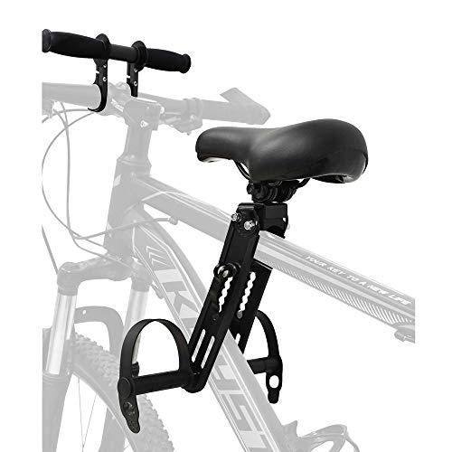 SLW Seggiolino per Bicicletta da Esterno Seggiolino per Bambini da Bicicletta per Mountain Bike Telaio Principale + Telaio bracciolo
