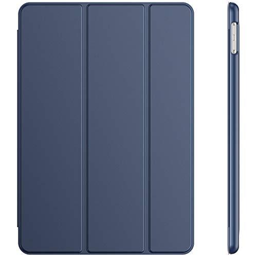 JETech Case for iPad 8/7 (10.2-Inch, 2020/2019 Model, 8th / 7th Generation), Auto Wake/Sleep, Navy