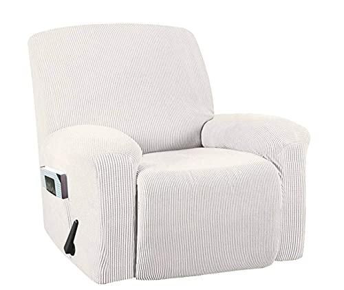 Capuchas elásticas para sillón,Funda para sillón reclinable, Funda de sillón (06)