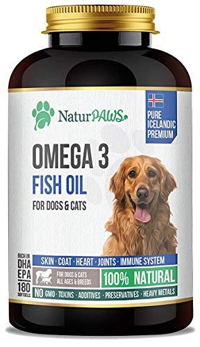 Top 10 best selling list for oil capsule supplement for cat arthritis