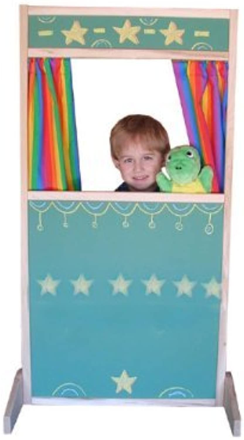 Beka 05002 Storefront Puppet Theater markerboard surface by Beka