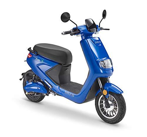 Elektroroller Blu:s Stalker XT2000 - E-Scooter mit 950 Watt Motor, max. 25 km/h, Reichweite bis zu 73 km