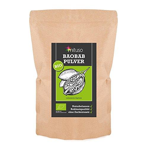 mituso 60690 Bio Baobab Powder, 1000 g