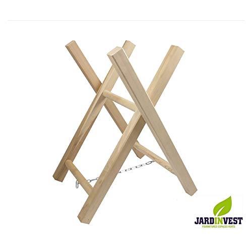 Greenstar 10829 Sägebock aus Holz 63cm X9309327