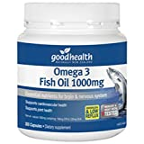 GoodHealth Omega 3 Fish Oil 1000mg 150 Capsules