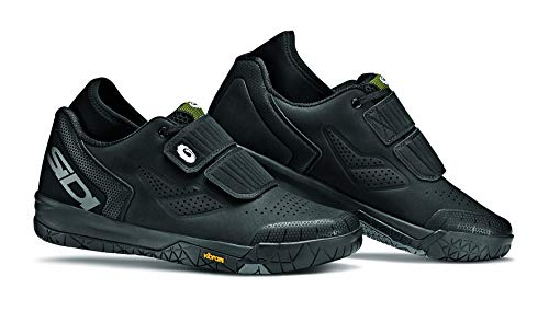 Sidi MTB Dimaro Schuhe Herren Black Schuhgröße EU 42 2021 Rad-Schuhe Radsport-Schuhe