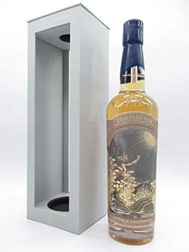 ミズ&レジェンズ 3 ブレンデッドモルトウイスキー (コンパスボックス) 46度 700ml