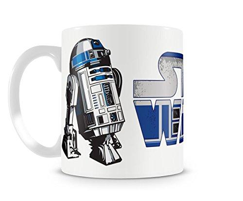 Offizielles Lizenzprodukt Star Wars - R2-D2 Kaffeetasse, Kaffeebecher