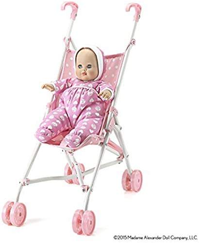 edición limitada en caliente Madame Madame Madame Alexander Baby Goes for a Ride Stroller and Doll by Madame Alexander  comprar nuevo barato