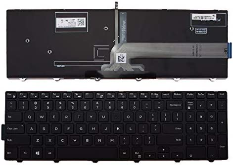 Backlit Keyboard for Dell Inspiron 15 3000 5000 3541 3542 3543 5542 3550 5545 5547 3551 3552 product image