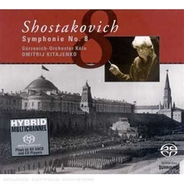 Shostakovich: Sinfonia nº 8