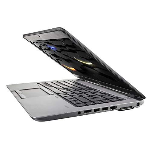HP EliteBook 840 G1 i5- 4200U, 1,6 Ghz CPU, 8 GB RAM 14 Zoll, 1600x900 Pixel Auflösung,250 GB SSD, Hintergrund-Beleuchtete Tastatur, Windows 10 Professional (Generalüberholt)