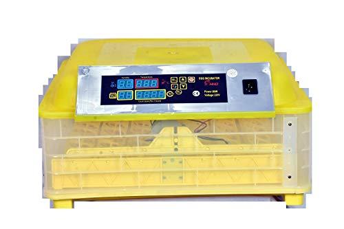 TM&W Mini Egg -220V, M: New Automatic Incubator 48 Eggs Mini Incubator Poultry Equipment Chicken Duck Goose Bird Incubation Tools