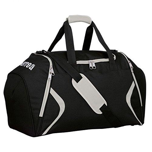 Luther scomparto borsa sportiva borsa da allenamento grande · Universal senza fondo, Nero - grigio