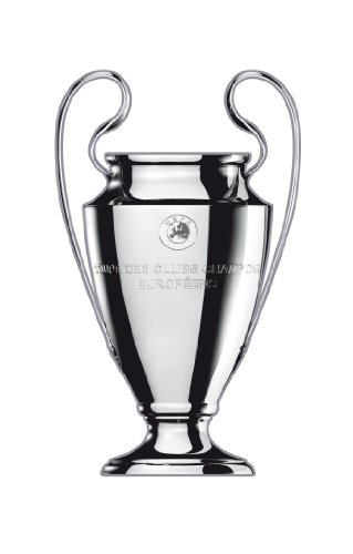 UEFA Pokalreplika CL Pin Pokal, silber, UEFA-CL-PI,