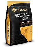Myfitfuel Hydrolyzed Whey Protein - 1 Kg Unflavored