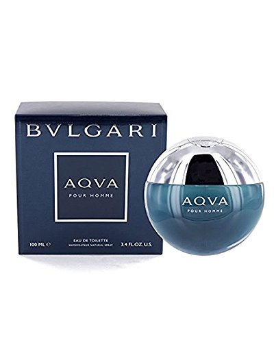 Bvlgari Aqua By Bvlgari For Men. Spray 3.4 Ounces