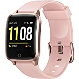 YAMAY Smart Watch Compatible iPhone and Android...
