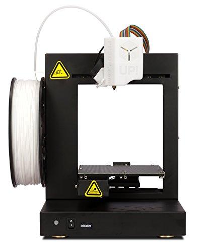 TierTime - Stampante 3D UP Plus 2, colore: Nero
