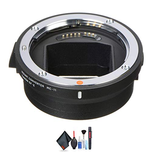 Sigma MC-11 Mount Converter/Lens Adapter (Sigma EF-Mount Lenses to Sony E) (Renewed)