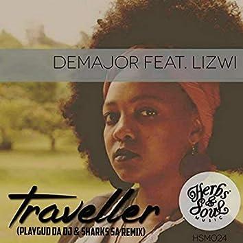 Traveller (Playgud da DJ & Sharks SA Remix) [feat. Lizwi]
