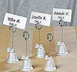 Titolari di carta One Dozen Wedding Bell Place