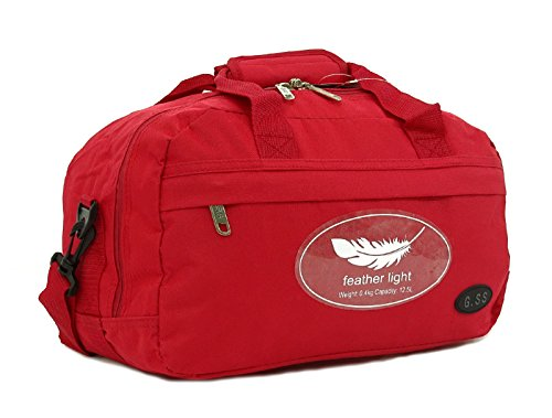 GSS , Trolley Rosso rosso carry-on