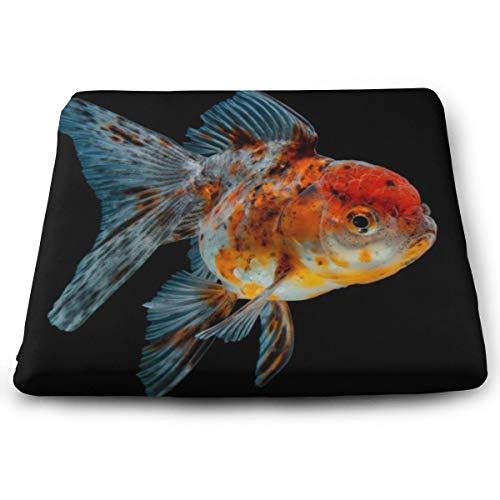 Memory-Foam-Kissen für Rollstuhl, zur Druckentlastung, Goldfisch #11