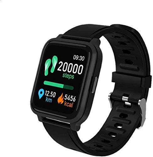 Reloj Inteligente Pantalla Táctil De 1.3 Pulgadas Con Ritmo Cardíaco Presión Arterial Monitor De Sueño Reloj GPS Rango De Movimiento Tracker IP68 Impermeable