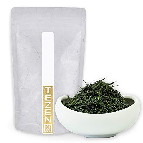 Bio Gyokuro Grüner Tee aus aus Kagoshima, Japan | Premium Gyokuro Tee aus traditionellem Anbau | Japanischer Gyokuro Tee von besten Teegärten (50g)