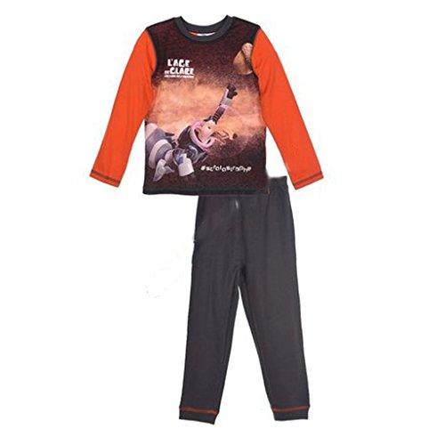 Ice Age Schlafanzug (98/104 - ca. 4 Jahre, orange)