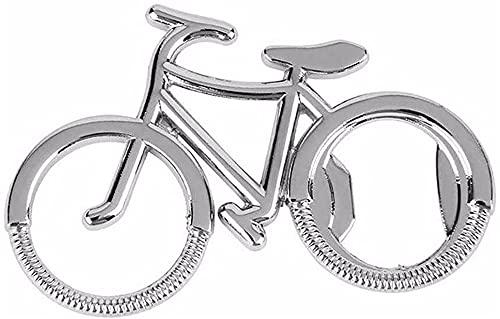 Ghlevo Abridor de Botellas de Bicicleta, Llave de Abrigo de Bicicleta de Metal de Metal Creativo