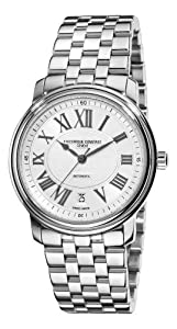 Frederique Constant Men's FC-303NM4P6B2 Persuasion Heart Beat Stainless-Steel Watch image