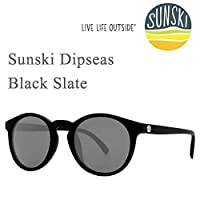 sunski サンスキー サングラス Dipseas Black Slate sunski サングラス 偏光サングラス