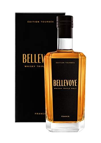 BELLEVOYE NOIR Whisky de France 70 cl