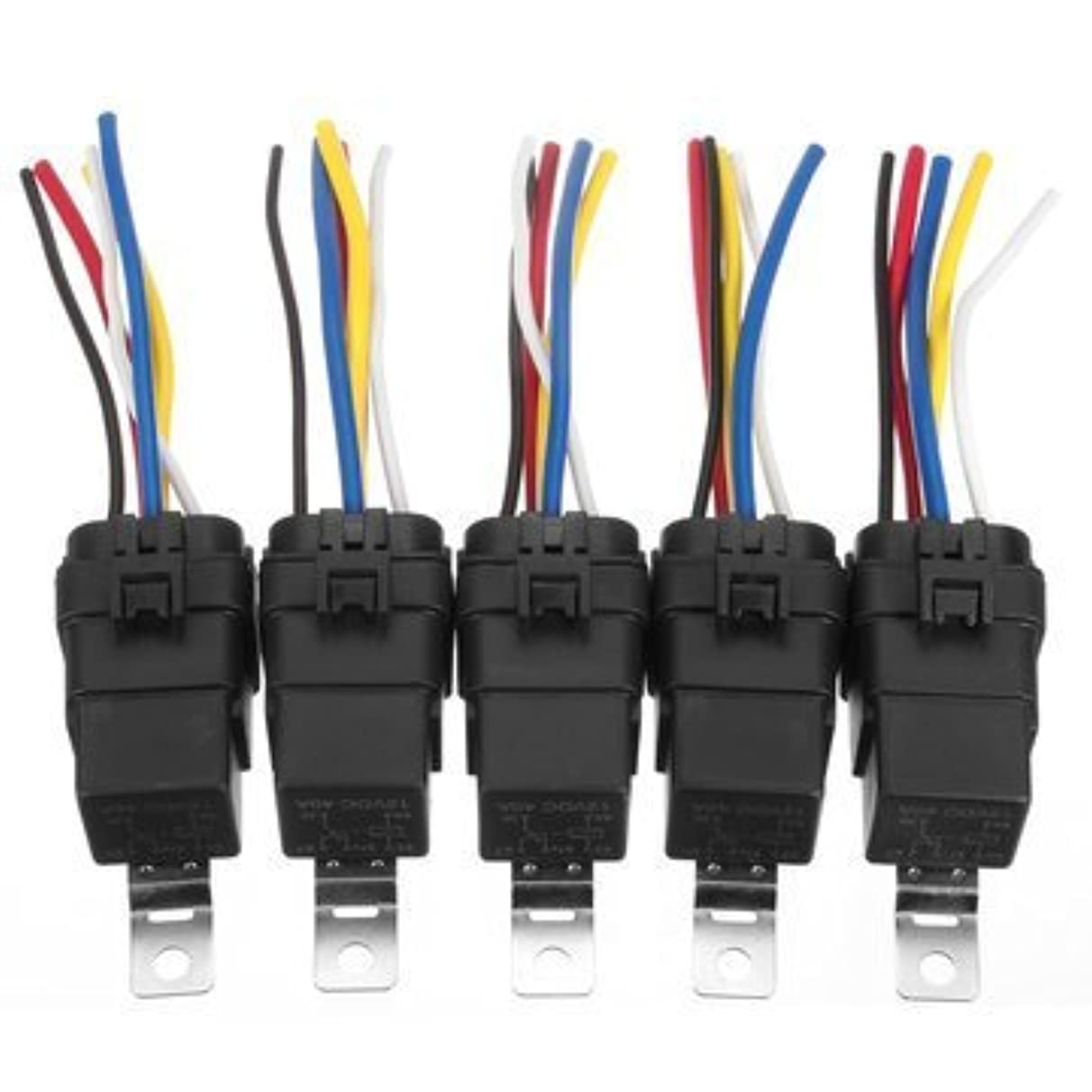 Shift Rein Cable - Automotive Relay Switch Harness 12awg Wire Waterproof 30amp 12vdc - Swap Draw Electrify Change Rule Telegram Ambidextrou Flip Telegraph Transposition - 1PCs