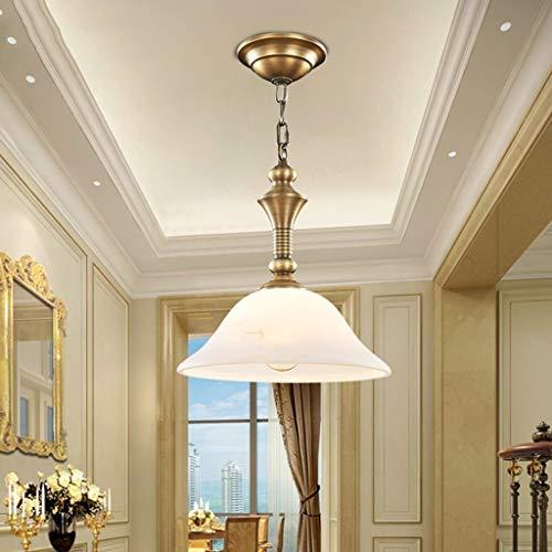 JUNYYANG Lámparas colgantes Lámparas restaurante, luces pendientes, habitación individual colgantes Lámparas Araña de restauración personalizado