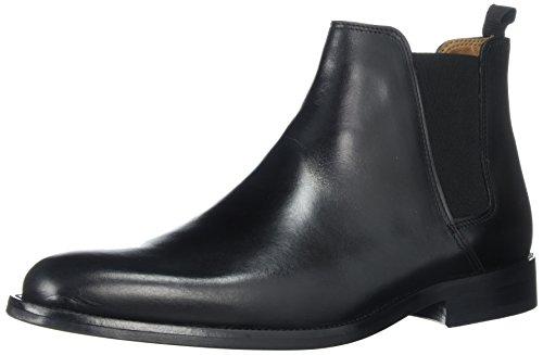 ALDO Women's Vianello-r Ankle Bootie, Black, 13