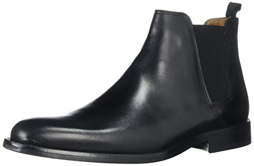 ALDO Women's Vianello-r Ankle Bootie, Black, 10.5
