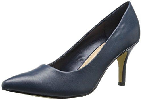 Bella Vita Women's Define, Navy Leather, 12 W US