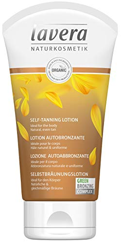 LAVERA Organic Self Tanning Body Lotion 150ml