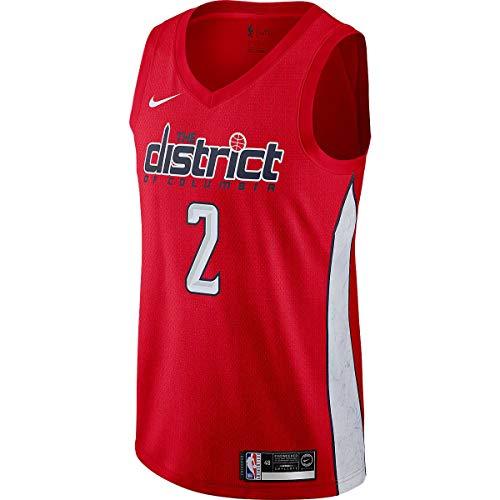 Nike was NBA City Edition Swingman Jersey Mens BQ1179-657 Size XL