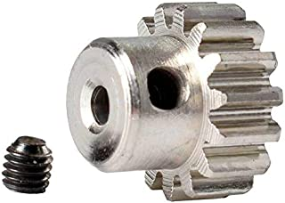 WHHHuan 1pc Steel Pinion Gear Motor 15T for Hobby RC Model Car 1/18 WLtoys A959 A969 A979 K929 15teeth A580058 Toy (Couleu...