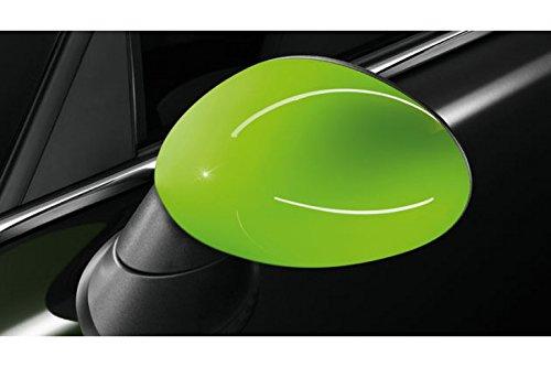 Mini Original Außenspiegelkappen Blenden Alien Green grün R55 R56 R57 R58 R59 R60 R61 - o. Anklappf.