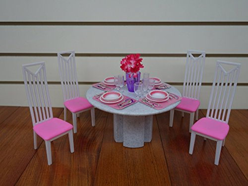 Gloria Dining Room Play Set by Wong on
