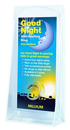 Bague anti-ronflements de Good Night