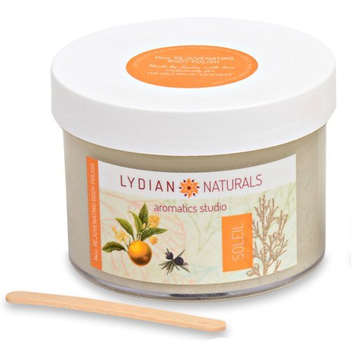 REJUVENATING BODY POLISH With pure essential oils and HIMALAYAN SALT