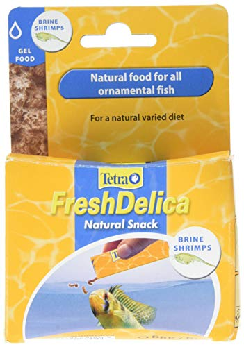 Tetra 59925/2204 Delica Shrimp Aquarium Pond Fish Food 48g