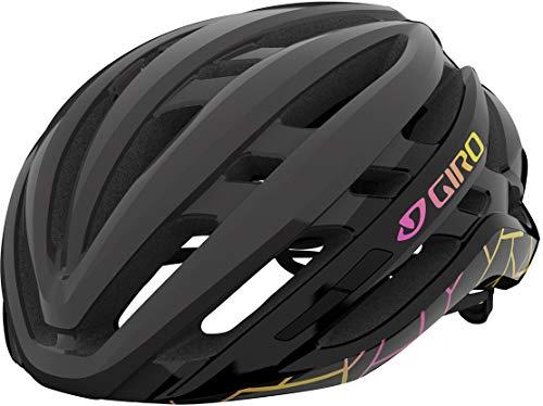 Giro Agilis Damen Rennrad Fahrrad Helm Craze schwarz 2021: Größe: S (51-55cm)